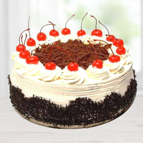 Glorious Black Forest Cake