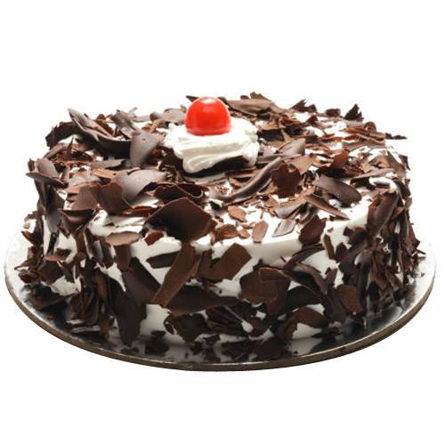 Pleasurable 4.4 Lbs Black Forest Cake