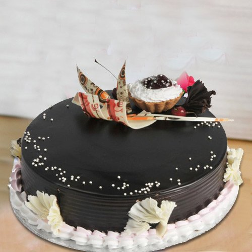 Significant 2 Kg Truffle Cake from 3/4 Star Bakery