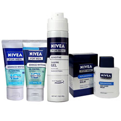 Stunning Look for Men with Nivea Gift Hamper for Men