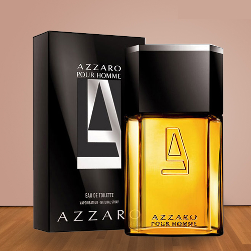 Feel Better 100 ml Azzaro Black edt For Men