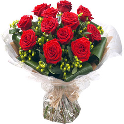 Beautiful Bouquet of Red Rose
