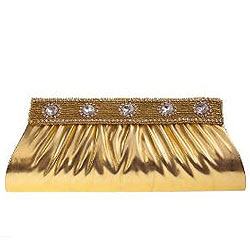 Blithe Peach Ladies Clutch from Spice Art