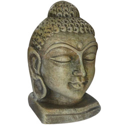 Spiritual Lord Buddha Face Idol