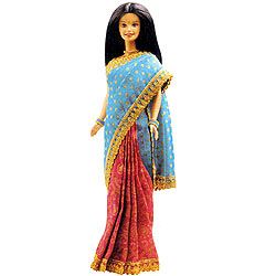Barbie in India